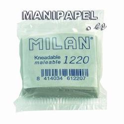 GOMA DE BORRAR MILAN MALEABLE (20 unidades)