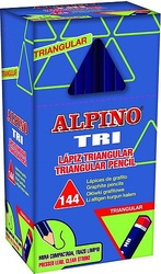 JUNIOR TRIANGULAR PACK ESCOLAR (144 unidades)