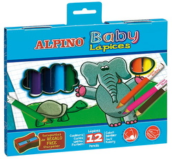 LÁPICES ALPINO BABY