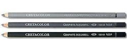 LÁPICES DE GRAFITO ACUARELABLES (12 unidades)