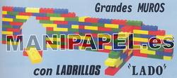 LADRILLOS  (36 unidades)