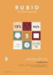 MATEMATICAS EVOLUCION DE EV1 A EV6