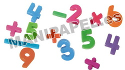 NÚMEROS MAGNÉTICOS (324 unidades)